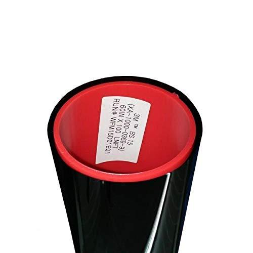 StickersLab - StickersLab - Pellicola omologata ABG oscuramento Vetri Auto serie Black Shade (15%, 50 cm x 3 metri)