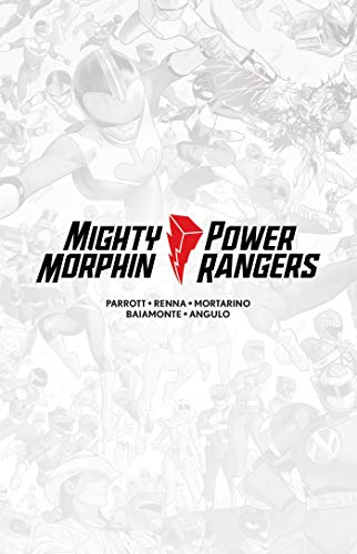 Mighty Morphin / Power Rangers #1 Limited Edition