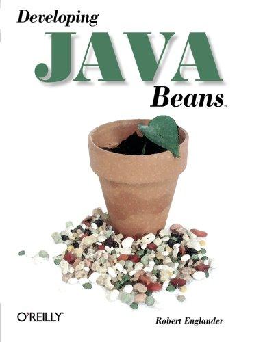 Developing Java Beans (Java Series)
