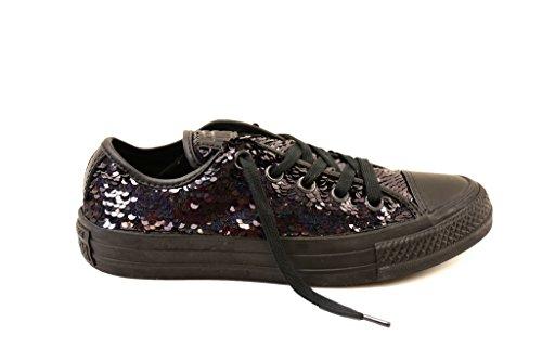 Converse All Star Ox Mujer Zapatillas Negro
