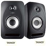 TANNOY アクティブ スタジオモニター スピーカー REVEAL 502【2台セット】オリジナルステッカー付 【国内正規品】