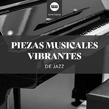 Piezas Musicales Vibrantes de Jazz