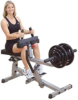 Body-Solid Seated Calf Raise Machine (GSCR349)