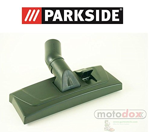 Parkside Nass Trocken Sauger PNTS alle Modelle Umschaltbare Bodendüse für Hartbodenbeläge oder Teppichböden.