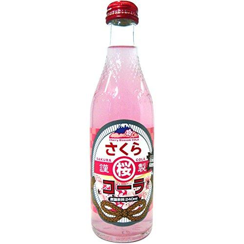 木村飲料 さくらコーラ 240mL×20本