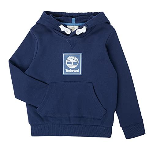Timberland T25r39 Sweatshirts Und Fleecejacken Boys Blau - 4 Jahre - Sweatshirts Sweater