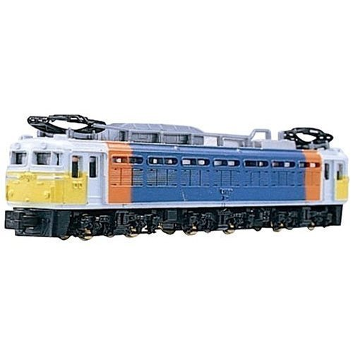 N gauge train NO.67 EF-81 Cassiopeia (japan import)