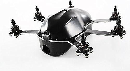 Team-Black-Sheep Gemini FPV Hexakopter-Racer mit Kamera, 25mW 5.8 Ghz TX, Lipo