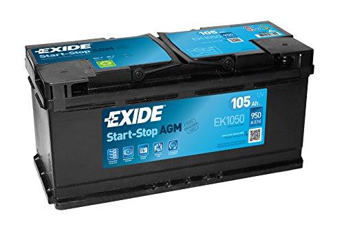 Preisvergleich Produktbild Exide EK1050 Start-Stop AGM 12V 105AH 950A