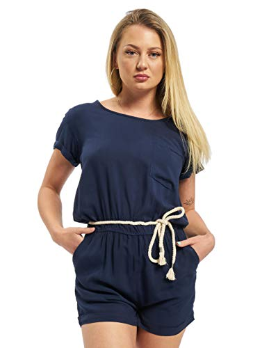 Eight2Nine Damen Jumpsuits Feelija blau S