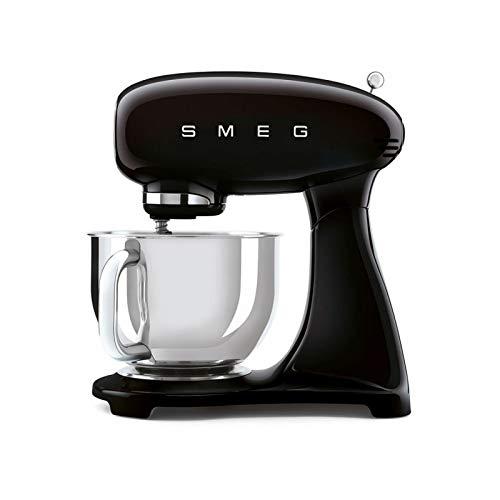Smeg SMF03BLEU Robot De Cocina SMF03BELU 800w 4,8L-6 Funciones, 800 W, Acero Inoxidable, 10...