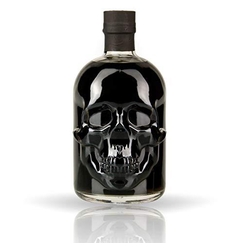 1 Flasche Black Head Absinth (0,5l) | Absynth Drink 55 Vol Alkohol und 35mg Thujon | Alkoholische Schnaps Geschenk-Idee für Männer