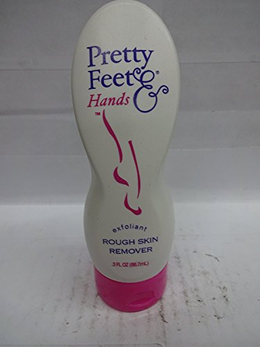 Pretty Feet and Hands Lotion 3 Oz (Pack of 4)