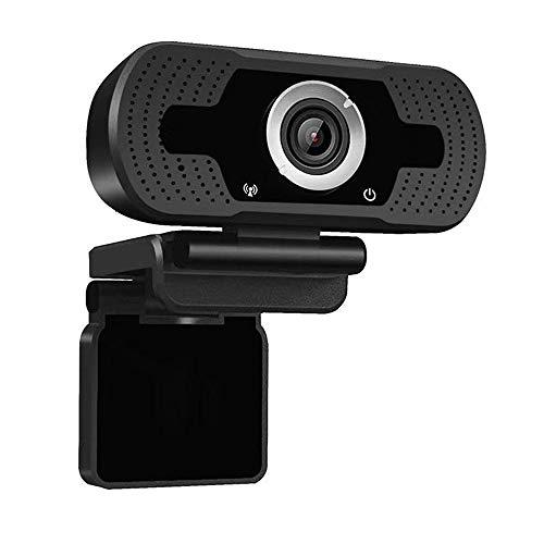 Fransande 1080P 30Fps 2 millones de píxeles Full HD USB Webcam integrado micrófono Webcam para Skype Youtube Cam PC portátil