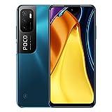 Xiaomi Poco M3 Pro 5G Dual Sim Smartphone 6GB+128GB 90Hz 6.5'' FHD+ DotDisplay,MediaTek Dimensity 700,cámara Triple de 48 MP (Azul)
