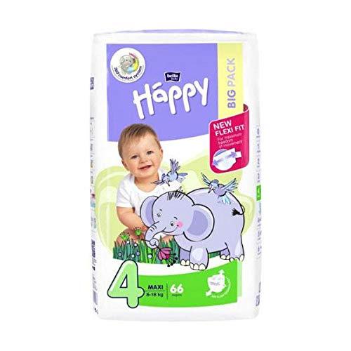 Bella Baby Happy pannolini Maxi taglia 4 (8-18 kg)46 pezzi (46)