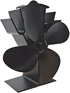 Fluesystems Eco 4 Calor Ventilador Estufa Powered - Nuevo para el 2015