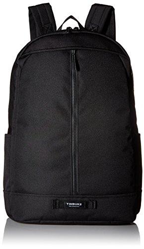 Timbuk2 Vault Rucksack für Laptop/Netbook (Polyester, Reißverschluss, Vordertasche) Schwarz