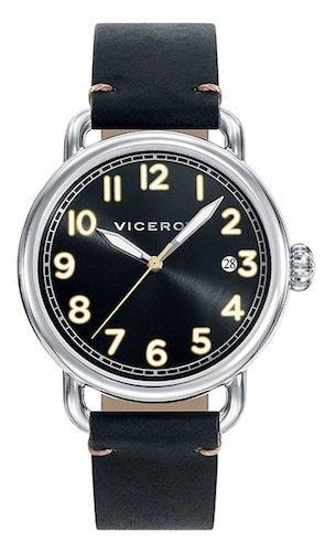 Viceroy Reloj Multiesfera para Hombre de Cuarzo con Correa en Cuero 42251-55