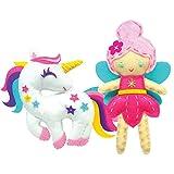 Imaginarium Couture Fairy & Friends Set de Costura para 5 Manualidades