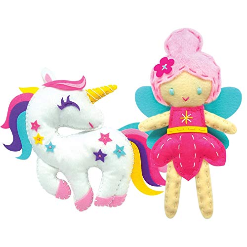 Imaginarium Couture Fairy & Friends Set de Costura para 5 Manualidades