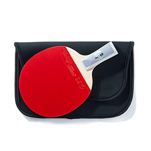 MurciéLago De Tenis De Mesa Ofensivo, Raqueta Profesional (Esponja Azul RARA)