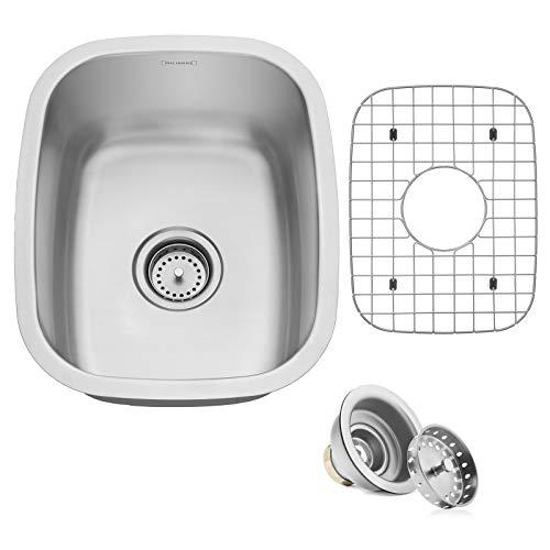 15 Gauge Stainless Steel Kitchen Sink