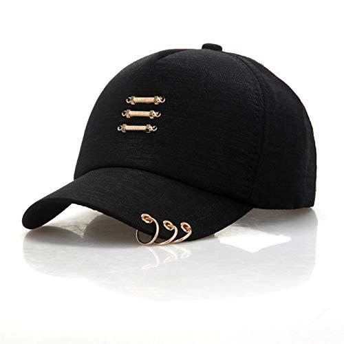 Baseballmütze Kappe Hut Cap Marke Snapback Caps Männer Geformtes Gitter Hip Hop Cap Frauen Baseball Caps Uni Mesh Sun BoneRing Cooler Hut