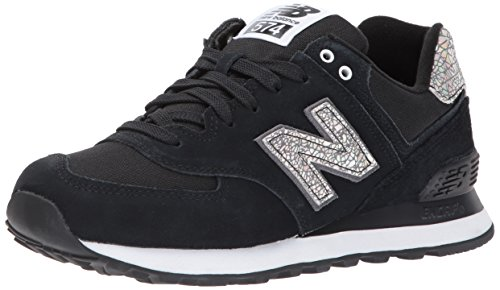 New Balance 574, Sneaker Donna, Grigio (Dark Grey), 36.5 EU