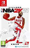 NBA 2K21 Switch + DLC - Exclusivité Amazon - Nintendo Switch [Edizione: Francia]
