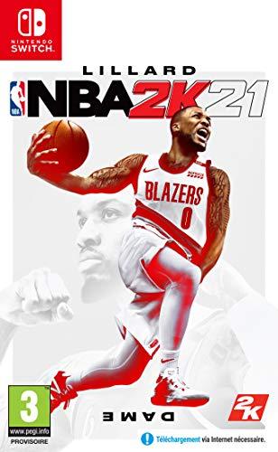 NBA 2K21 Switch + DLC - Exclusivité Amazon (Nintendo Switch)