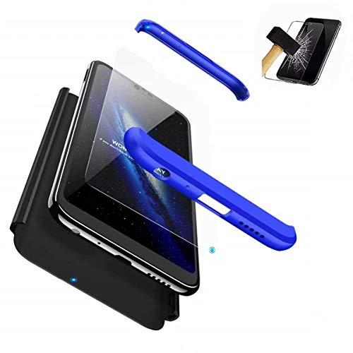 TXLING Funda Samsung Galaxy S6 Bumper 3 en 1 Estructura 360 Grados...