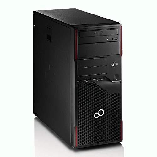 PC Computer Desktop Tower FUJITSU ESPRIMO P910, Windows 10 Professional, Intel i5-33xx, Memoria Ram 8GB DDR3, SSD 240GB, DVD-ROM, WIFI (Ricondizionato)