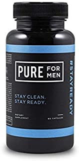 Pure for Men - El suplemento original de fibra de limpieza