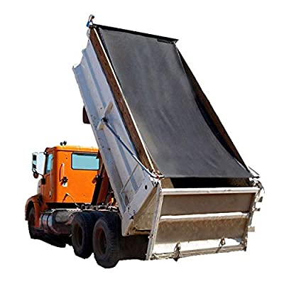 leaveshade Dump Truck Mesh Tarp Cover
