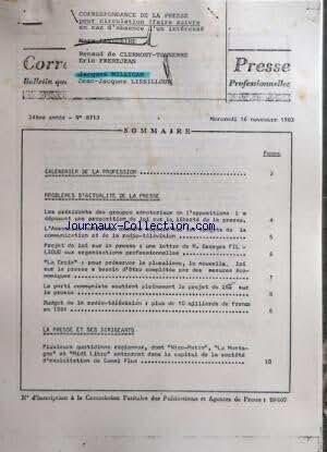 MAGAZINE DE LA TOURAINE (LE) [No 5] du 01/01/1983 - LES CONFRERIES DES VINS DE TOURAINE - LES AVATARS DU PONT DE TOURS - SAVIGNE-SUR-LATHAN - LA CROIX-MORIN A COURCOUE - CAMPAGNE POUR LA SAUVEGARDE DES MILIEUX NATURELS REGIONAUX - ON TIRE LA KIEUVE PAR DAVAU