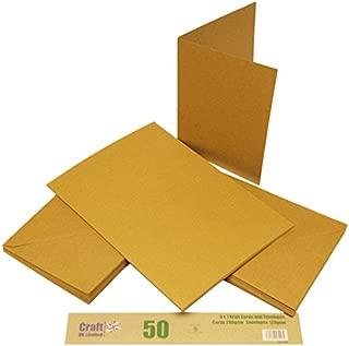 Pier Paper Co 50 buste formato C5 162 x 229 mm colore: Avorio