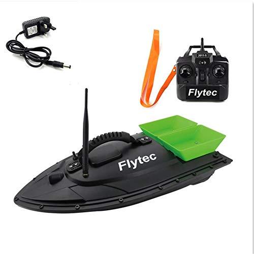 AKDSteel Flytec 2011-5 - Cebo eléctrico para Pesca (500 m, 5,4 km/h, Motor Doble, versión RTR para Juguetes)