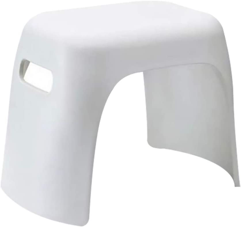 WINOMO Recommendation Kids Plastic Stool Non Limited time sale Creative Anti-Skid Footstool Slip
