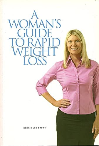 A Woman s Guide to Rapid Weight Loss product image