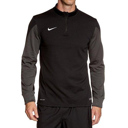Nike Herren Sweatshirt Squad 14 Midlayer Langärmliges Shirt, Black/Anthracite/White, XXL