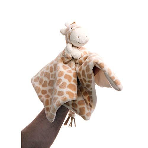 Aurora World Gigi Blankie Giraffe Baby Comforter Plush Toy