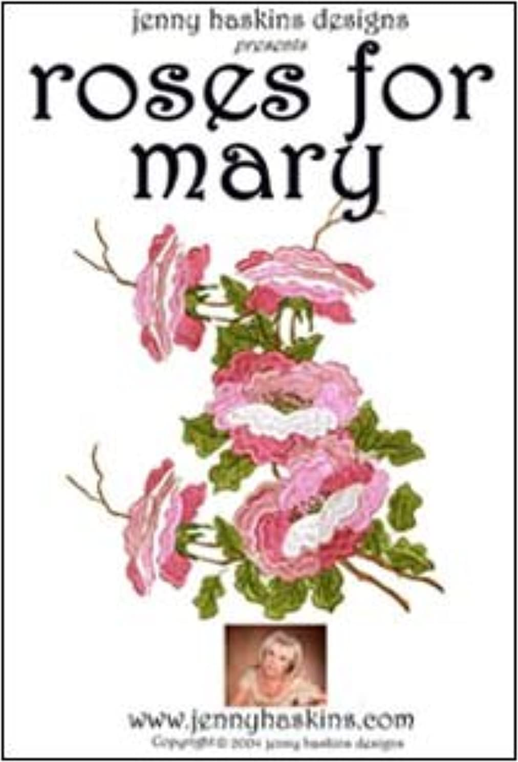 Roses for Mary by Jenny Haskins Designs