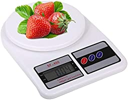 Mutfak Tartısı, Elektronik Hassas Mutfak Terazisi, Tartısı, Dijital Mutfak Tartısı, Mutfak Terazisi, 10 kg 1 gr...
