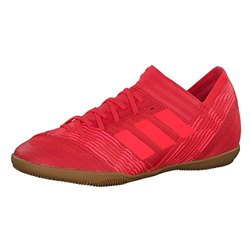 adidas Unisex-Kinder Nemeziz Tango 17.3 IN Fußballschuhe, Rot (Reacor/Redzes), 33 EU