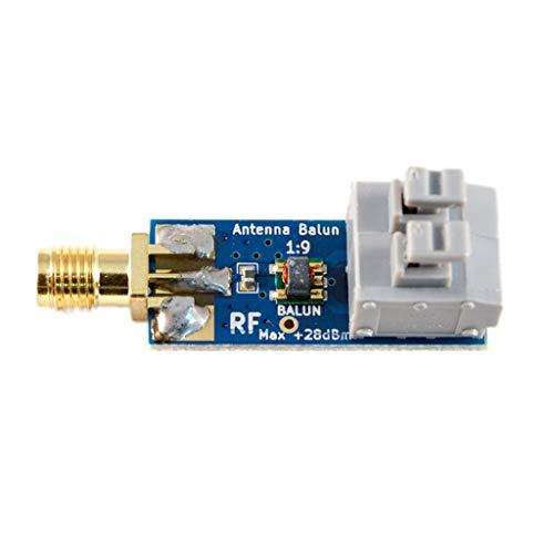 Antena FXCO HF 1: 9 HF, Antena Balun Tiny Low Cost 1: 9 Balun, Banda de frecuencia, Antena HF