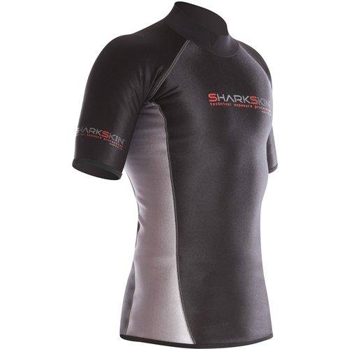Sharkskin Men's Chillproof Short Sleeve Shirt Wetsuit