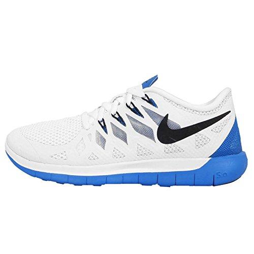 Nike Free 5.0 Schwarz / weiÃ? / anthrazit Laufschuh 6 Us