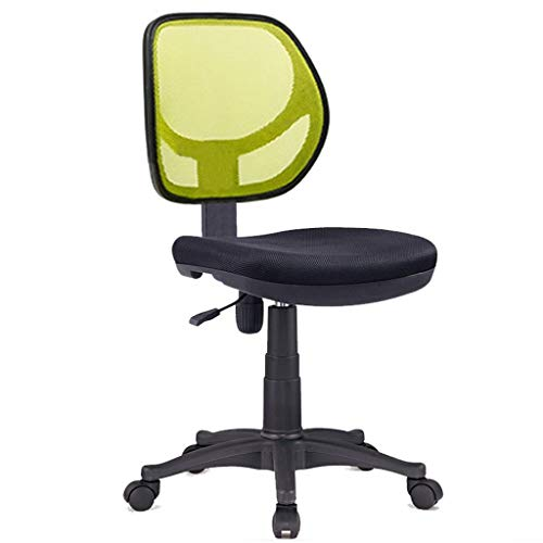 Mjd Draaistoel, moderne minimalistisch instelbare stoel hoofdcomputer-draaistoel, de stoel kan zonder leuning bureaustoel