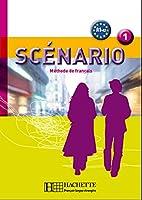 SCENARIO-1/LIVRE+CD AUDIO ELEVE